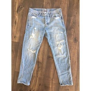 Abercrombie&Fitch 1892 Collection Boyfriend Jeans